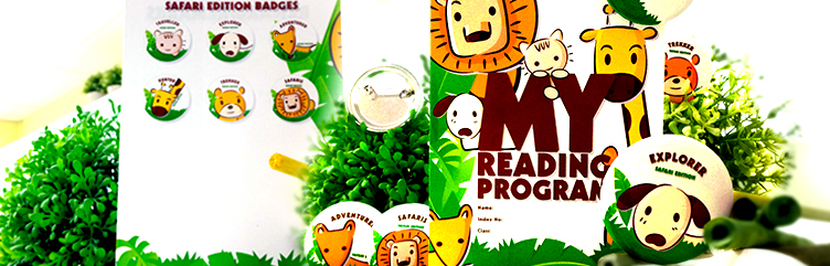Reading Program Cards For Schools